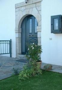 Venetian Architecture Entrance