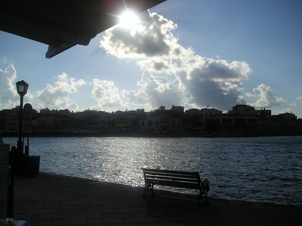 Chania Old Port places to visit at Villa Christiana  Crete