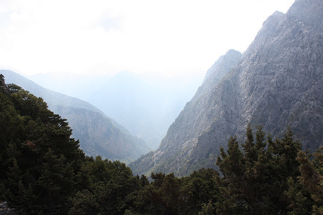 Visit Chania and take a tour to the famous Gorge of Samaria