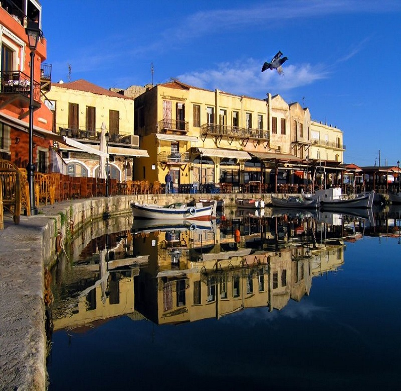 Rethymnon, places to Visit from Villa Christiana Crete
