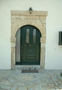 Villa Christiana Entrance